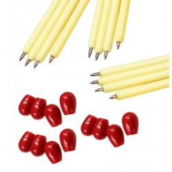 Mini-Kugelschreiber in Streichholzform