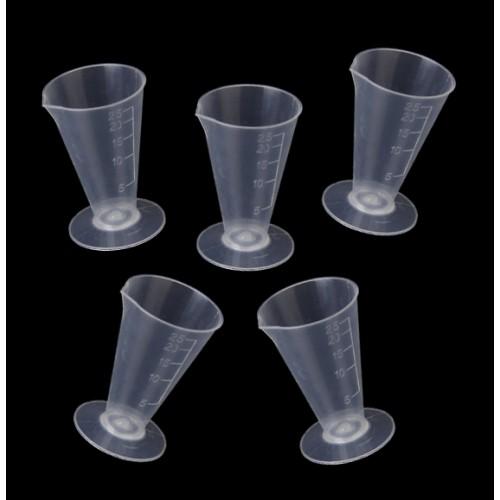 Maatbeker cocktailglas 25 ml