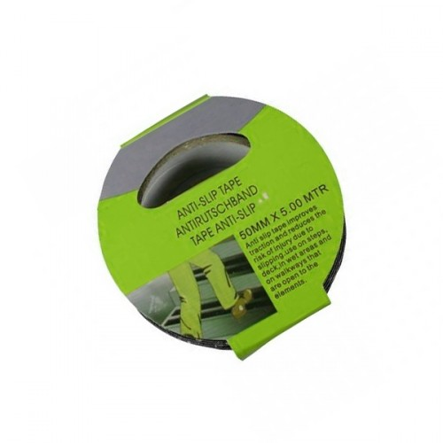Anti slip tape, 5cm wide, 5 meter length