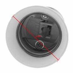 Lighting socket extension e27 to e27, type CC