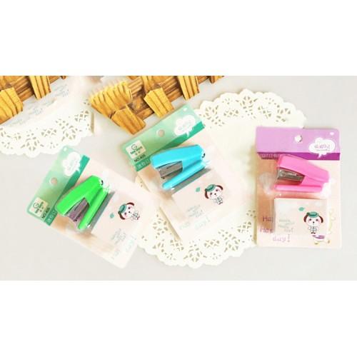 Stapler for kids (pink)