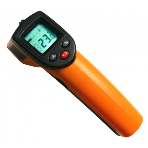 Digital-Infrarot-thermometer