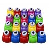 Big set cutters, punchers, for kids (20 pieces)