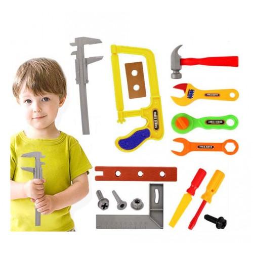 Speelgoed gereedschapset, 19 delig (voor 3+)