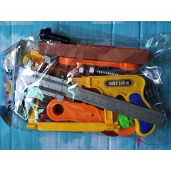 Kids tool set (19 pieces, 3+ years)