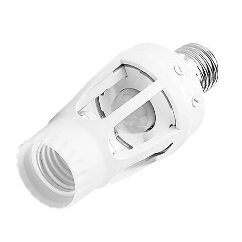 E27 Armatur mit Bewegungsmelder, Lichtsensor 360 Grad