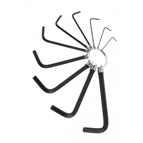 Hex key set (10 pieces)