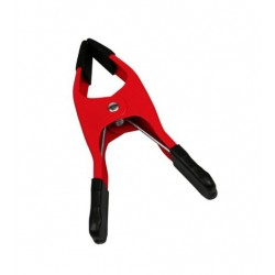 Clamp 6 inch, red
