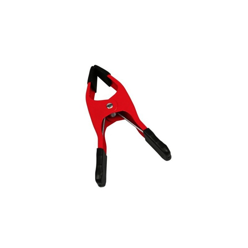 Zeilklem 15cm rood (6 inch)