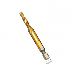 Hss tap and countersink drill bit M5