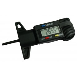 Digital tread depth gauge 25.4 mm
