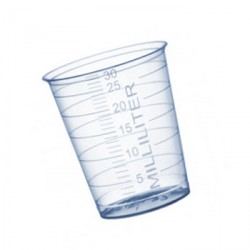 Mini measuring cup 30 ml