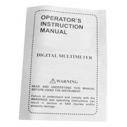 LCD digitale multimeter