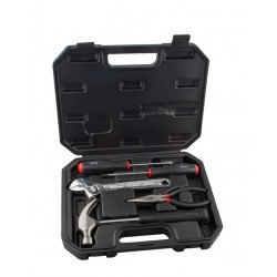 Toolset in case (5 pieces)