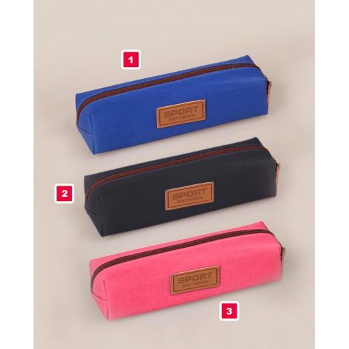 Tasche für Arbeit und Schule: blau (nr 1)