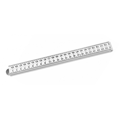 Foldable ruler fiber, 1 meter
