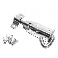 Deurschuif, deurhaak, deurgrendel, deurslot  (10 cm)