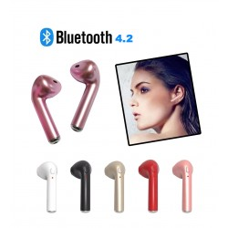 Wireless headset for women: pink (PC/IOS/Android)