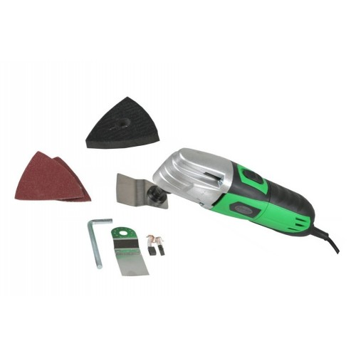 Multitool 230V (7 delige set)