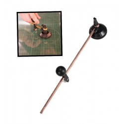 Cirkel glassnijder 20 cm