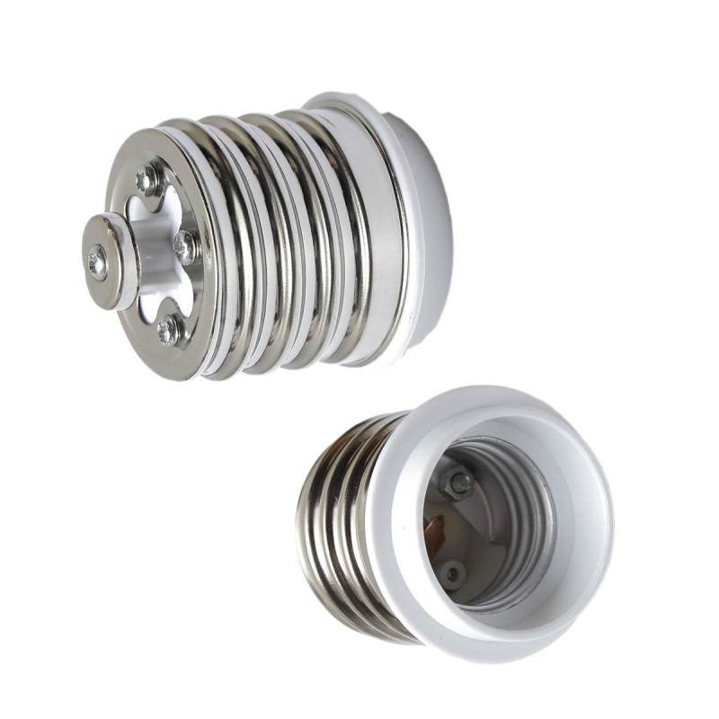 Lighting socket adapter e40 to e27, type IC