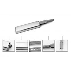12 x Magnetische druksnapper, deurbuffer
