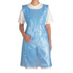 Wegwerpschort plastic voor diverse werkzaamheden