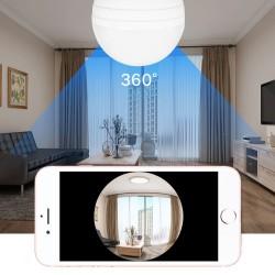 Spy camera (verborgen in lamp) voor iphone/android