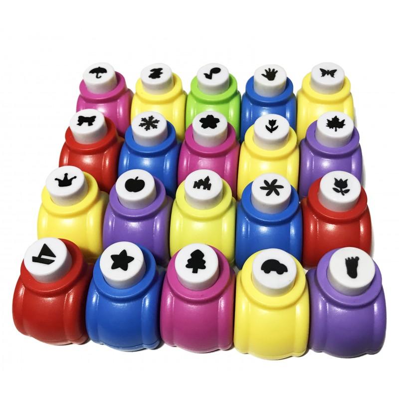 Satz Perforatoren für Kinder (20 Stück)
