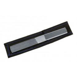 Eenvoudige metalen rasp voor houtbewerking, 15x2 cm