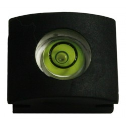 Universal spirit level for camera's