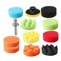 Polishing set (sponges) with m10 adapter