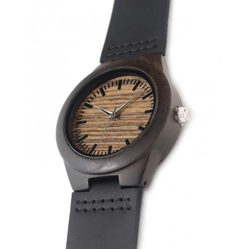 Houten horloge voor dames