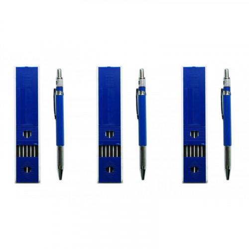 Carpenters pencil (6 refills)