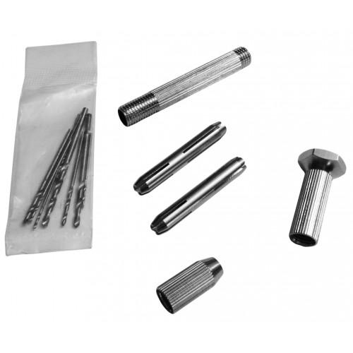 Mini-Handbohrkrone (10 Bohrkronen im Lieferumfang enthalten)