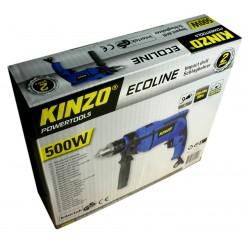 Kinzo Schlagbohrmaschine 230v 500w
