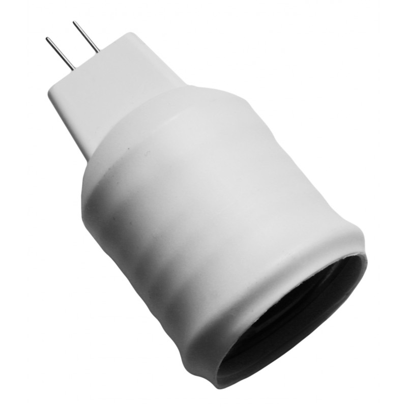 Lighting socket adapter mr16 to e27, type AC