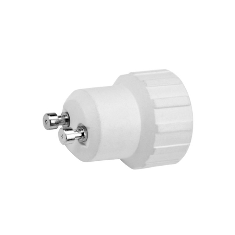 Lighting socket adapter gu10 to e14, type BE