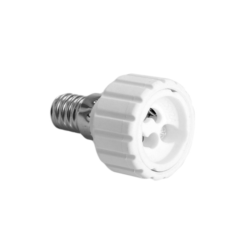 Lighting socket adapter e14 to gu10, type EB