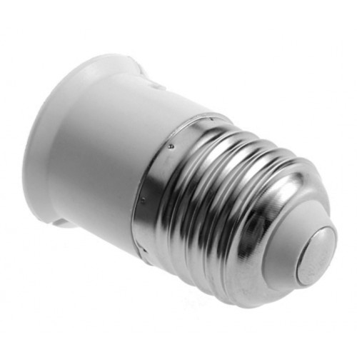 Fitting adapter e27 naar b22, type CG