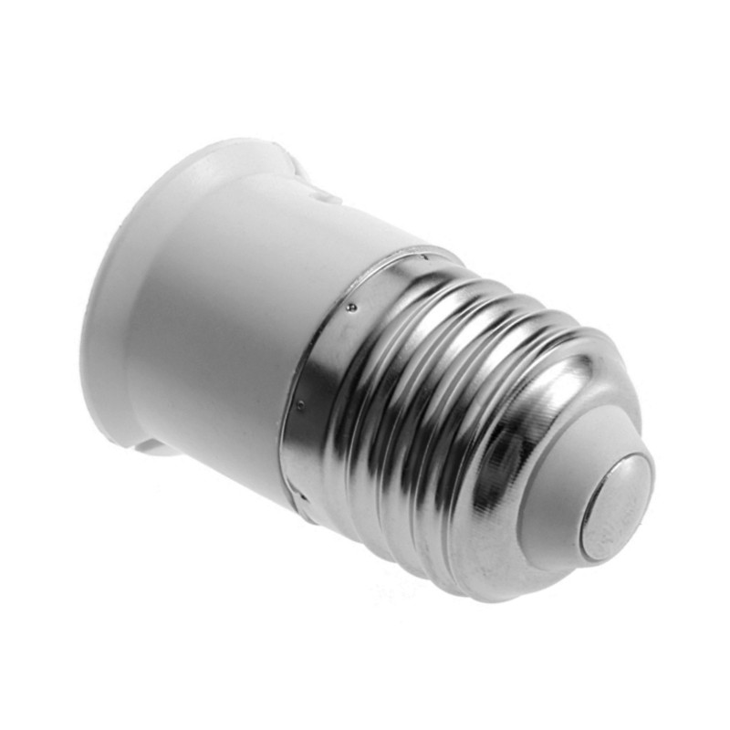 Fitting adapter e27 naar b22, type CG