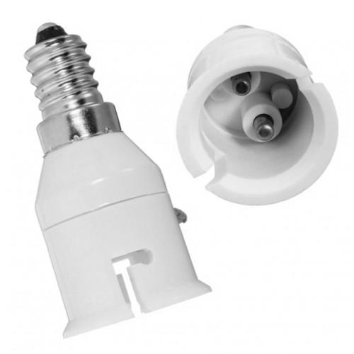 Lighting socket adapter e14 to b22, type EG