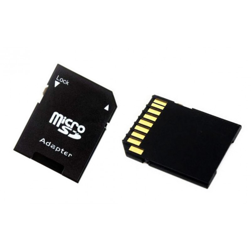 Micro SD auf SD Adapter für Speicherkarte