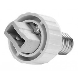 Lighting socket adapter e14 to g9, type EF