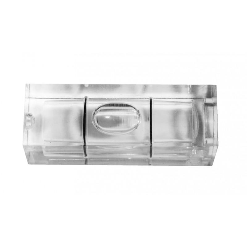 Libel voor waterpas transp. rechth., maat 1