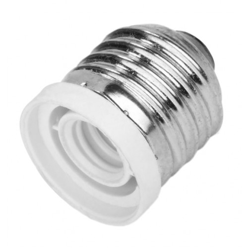 Lighting socket adapter e27 to e12, type CH
